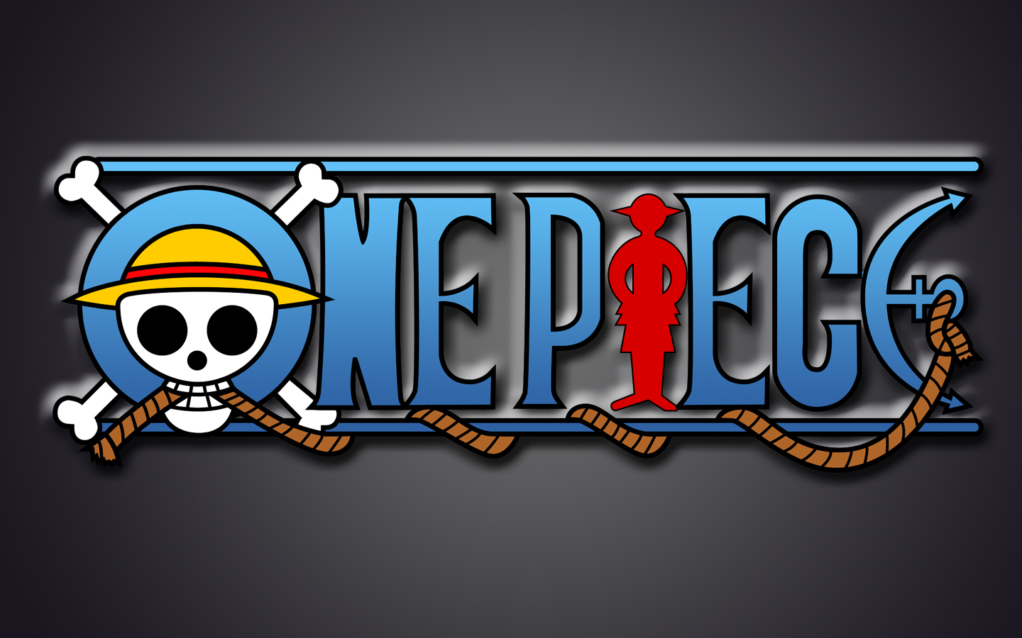 one piece logo design #64