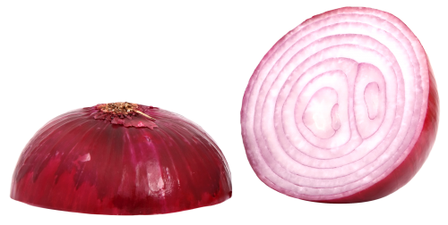 red sliced onion png image pngpix #22182
