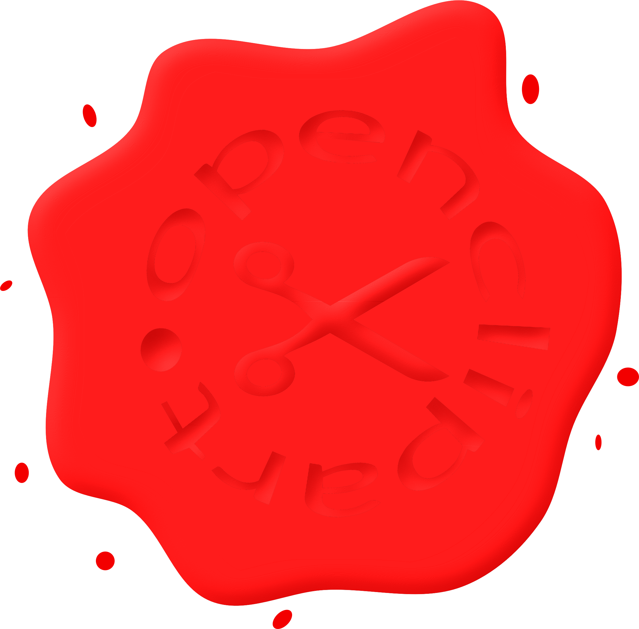 clipart wax seal openclipart #31473