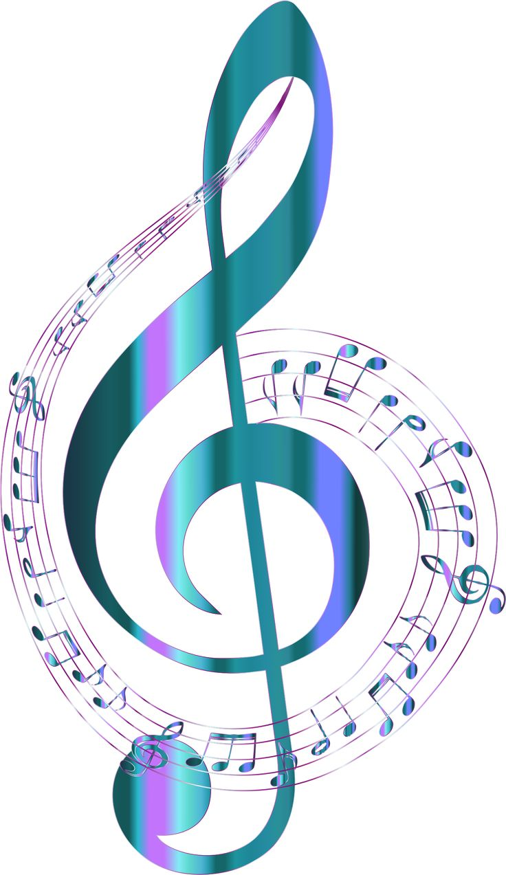 openclipart, turquoise musical notes typography background gdj #31468