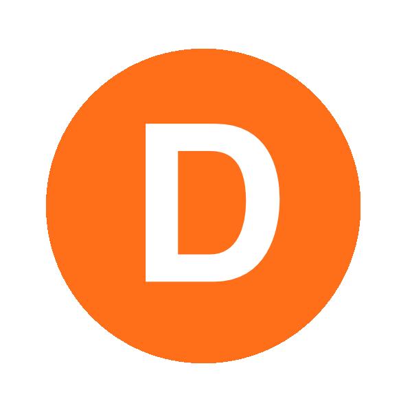 Orange Letter D Dr Odd Logo Png 1377 Free Transparent