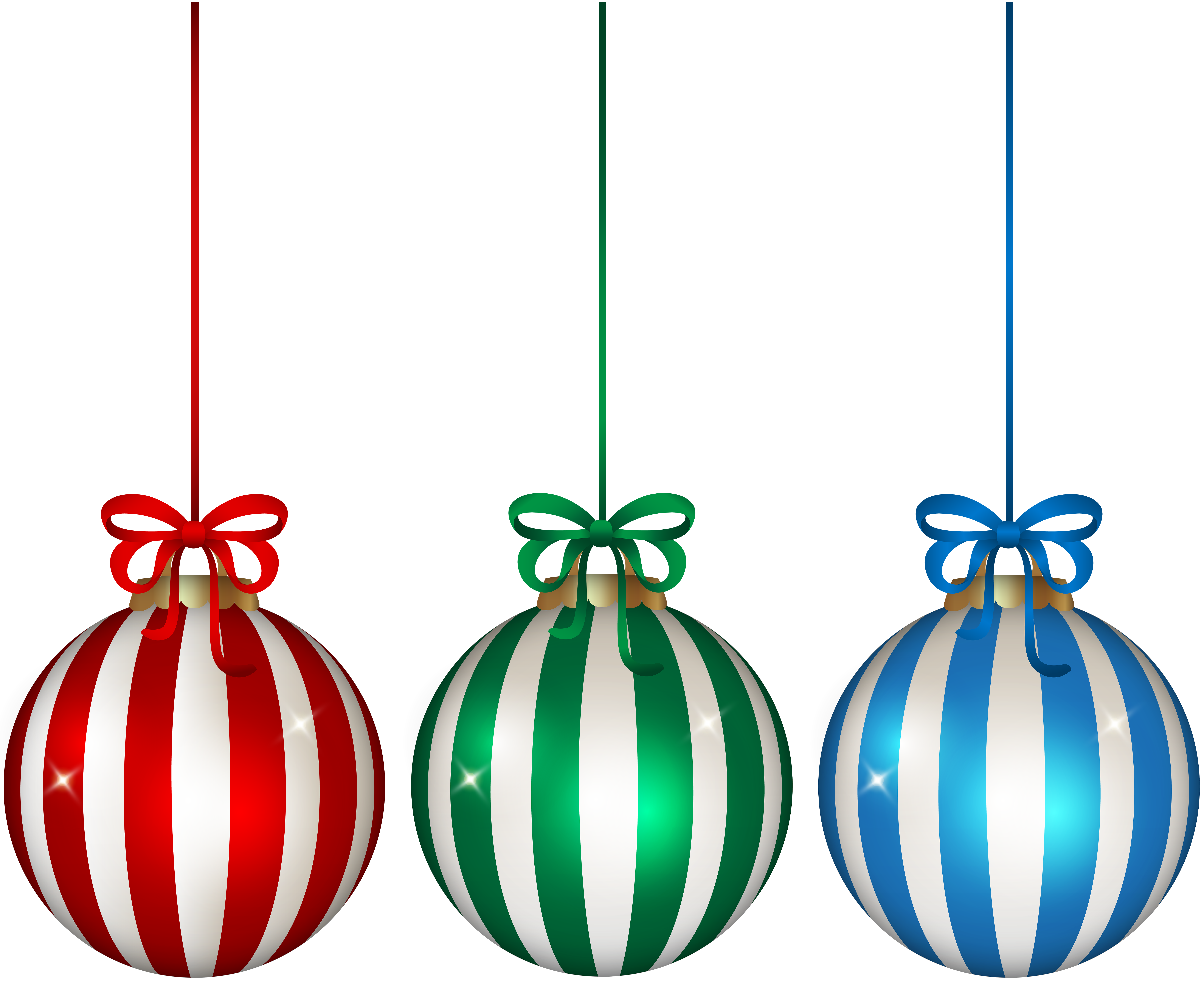 christmas ornament christmas decorations clipart hanging #37983