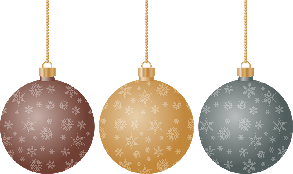 holiday ornament christmas vector graphic #37979