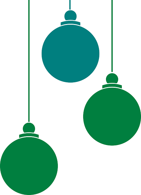 ornament vector balls hanging ornaments vector graphic #38025