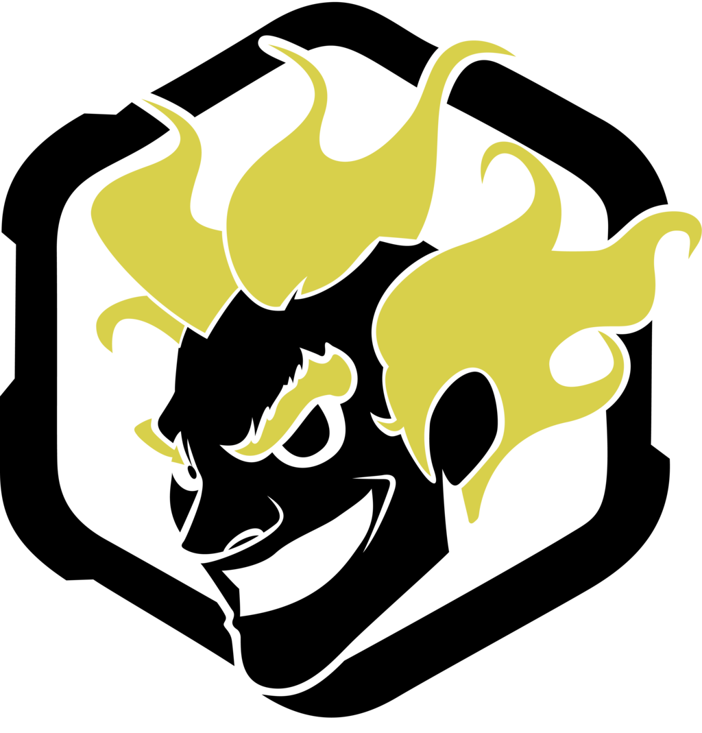 Overwatch Junkrat spray logo #1618