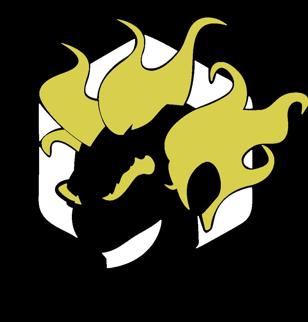 Overwatch Junkrat spray logo #1618