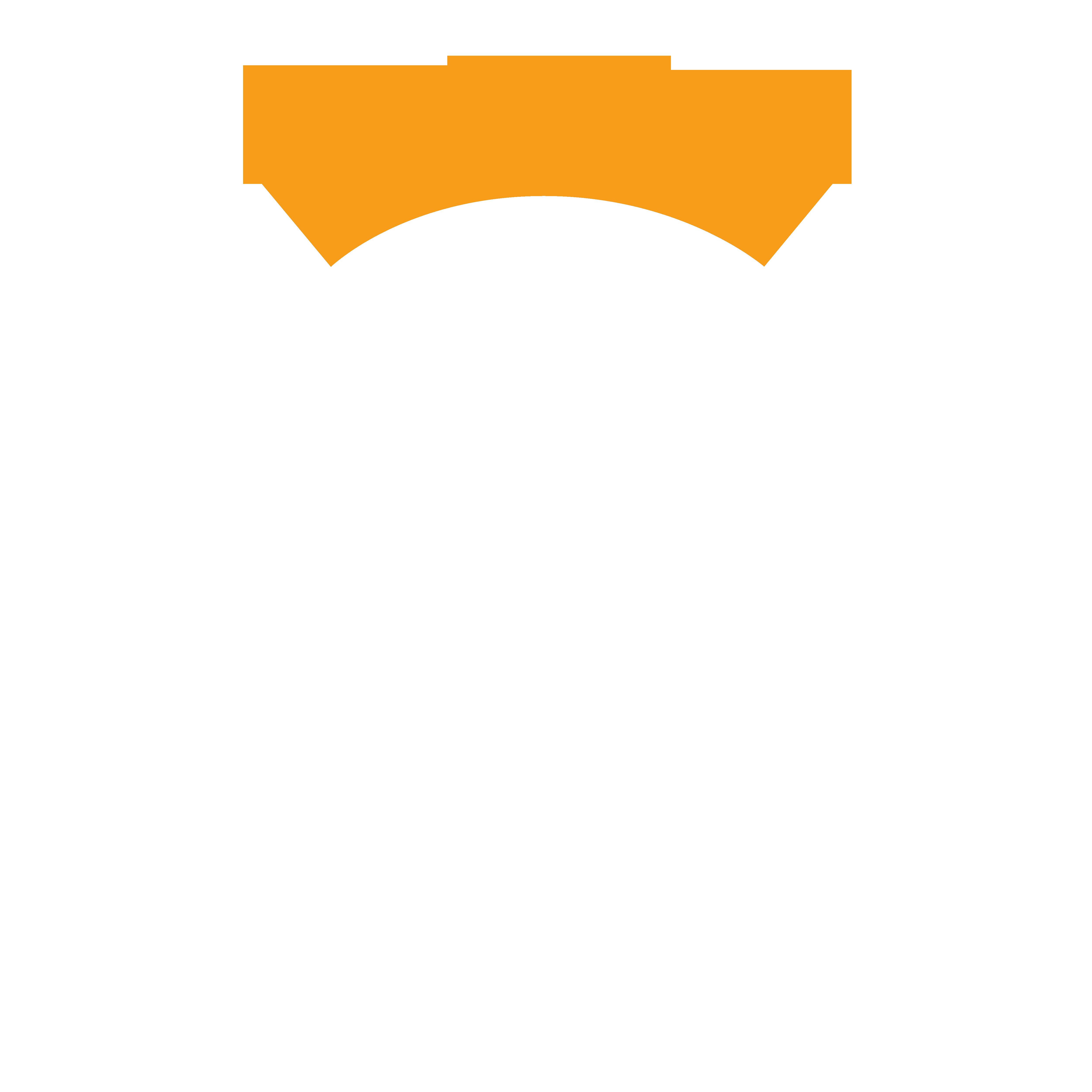 Overwatch logo white #1611