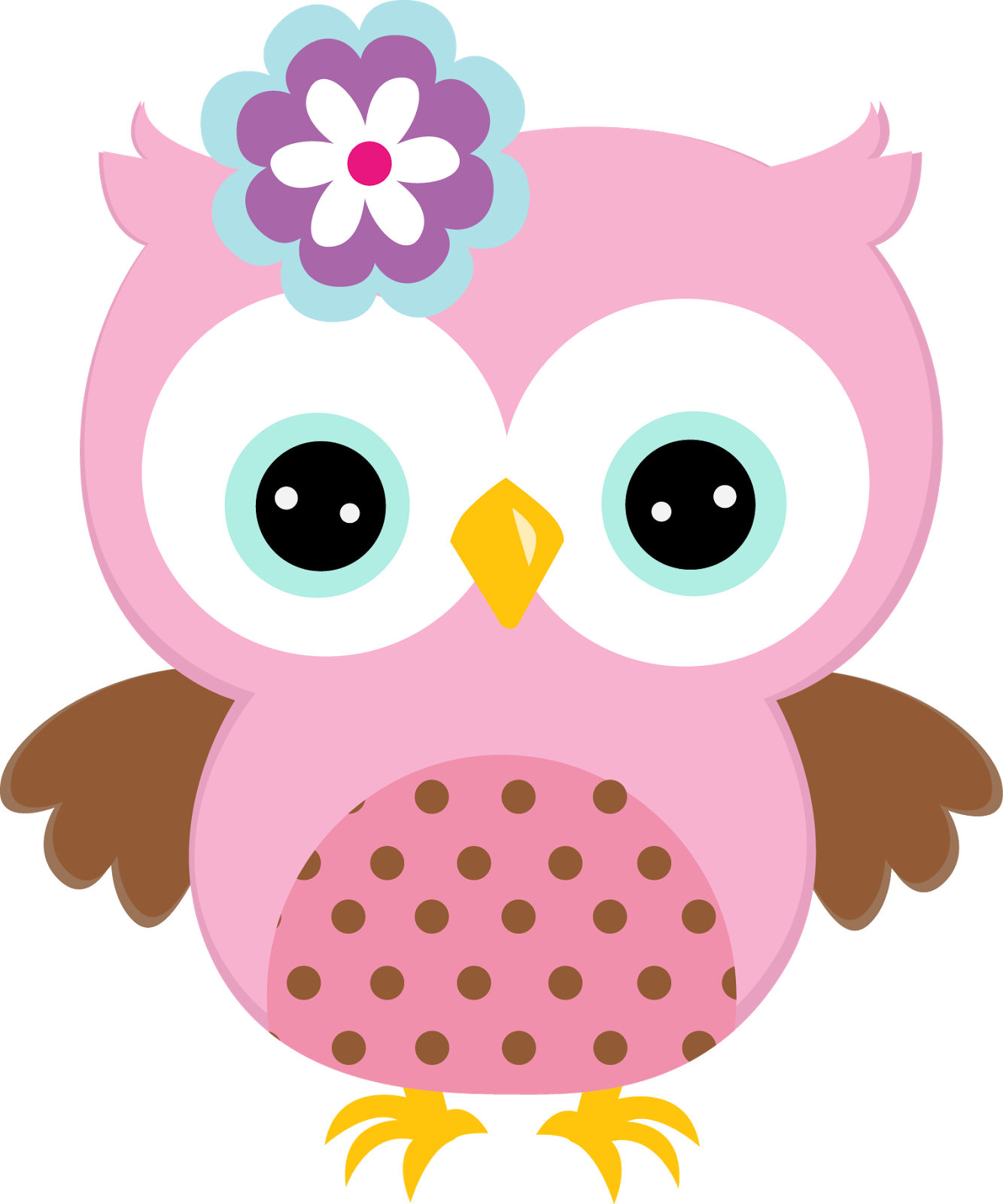 owl, quinceanera owls colors clipart quinceaneras #29008