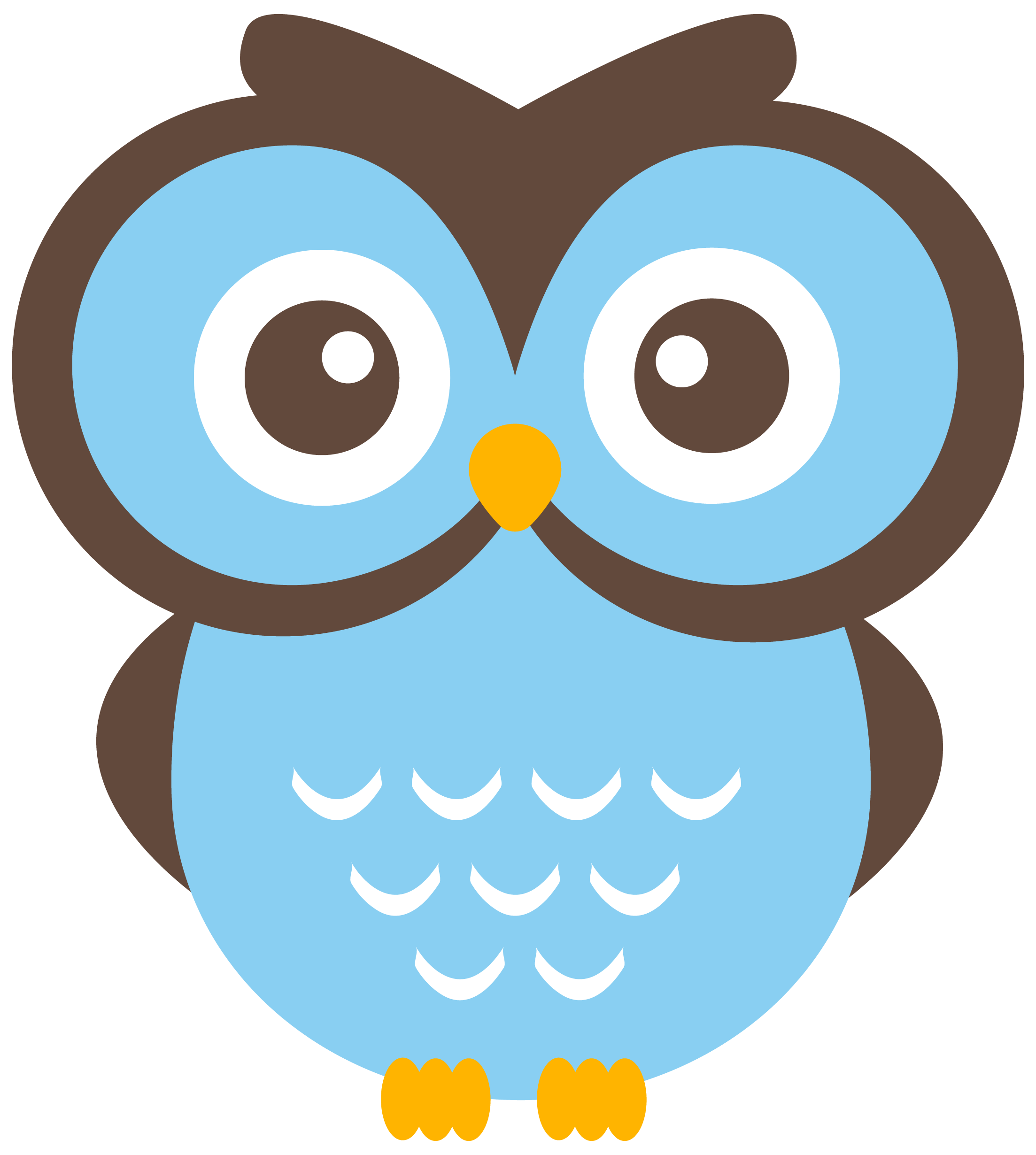 summer owl clipart clipart suggest #31642