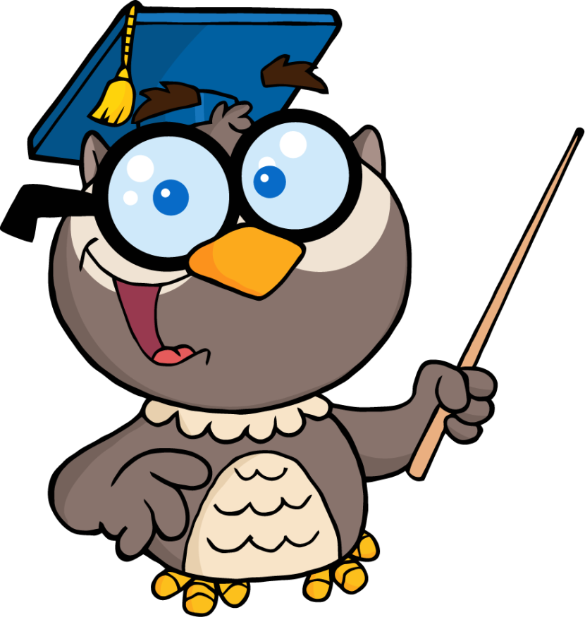wise owl clipart #31622
