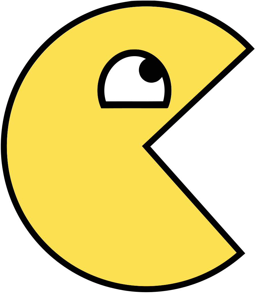 pacman, file pacmanawesome svg wikimedia commons #25762