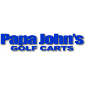 papa johns golf carts png logo #5073