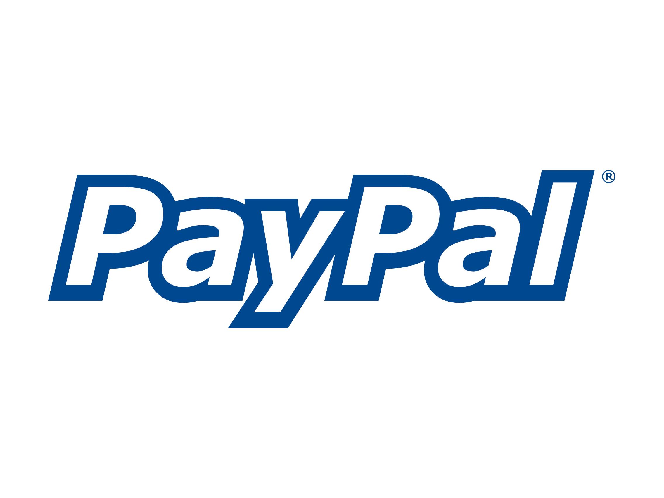 Bildergebnis für logo paypal transparent