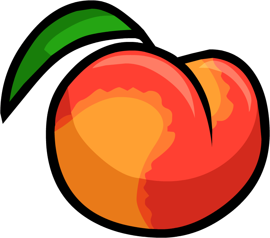 image smoothie smash peach club penguin wiki the #34597