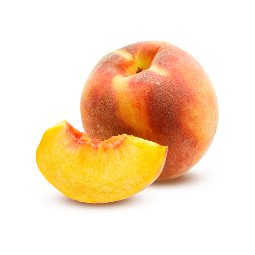 peach png transparent images #34519