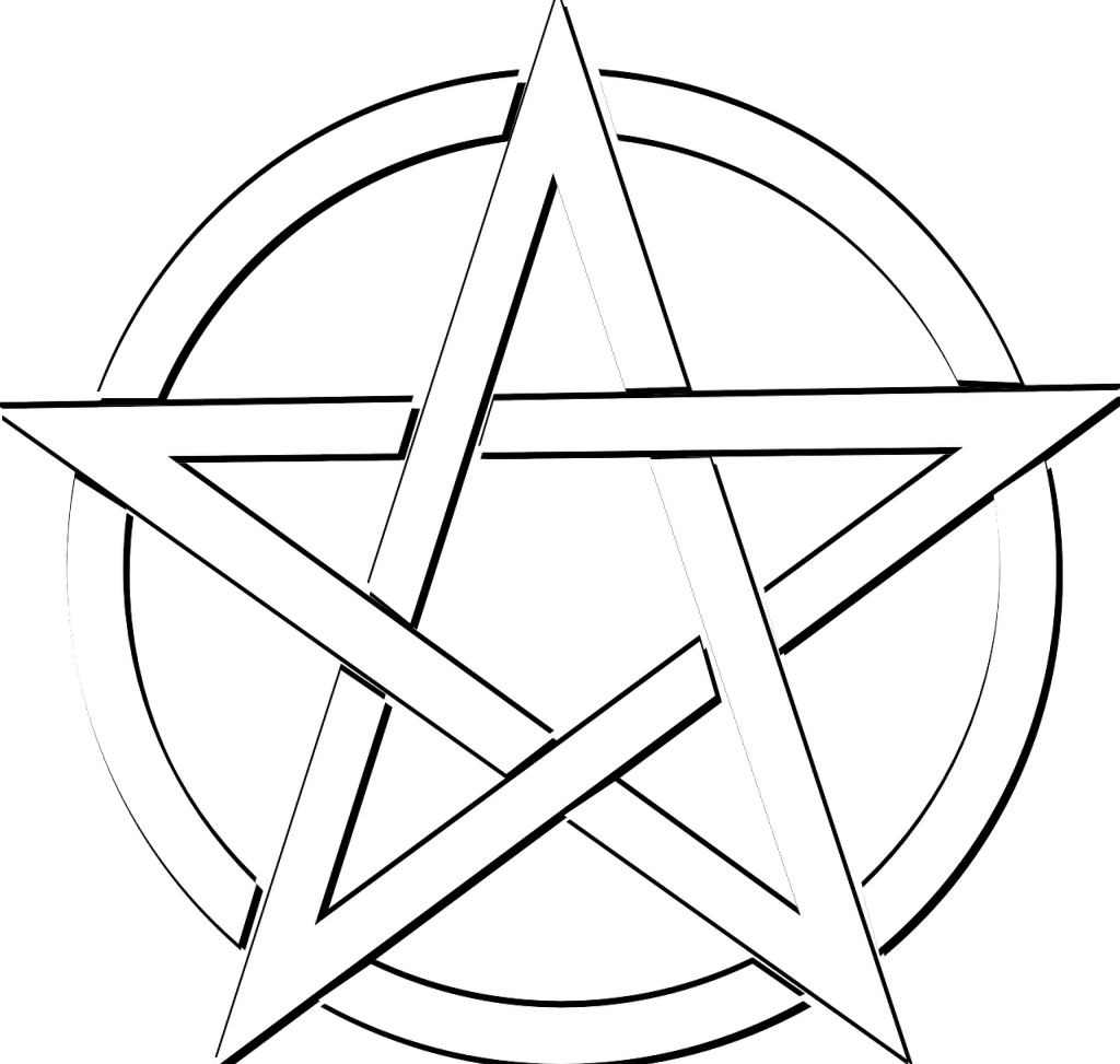 image supernatural witch pentagram midnight texas #35532