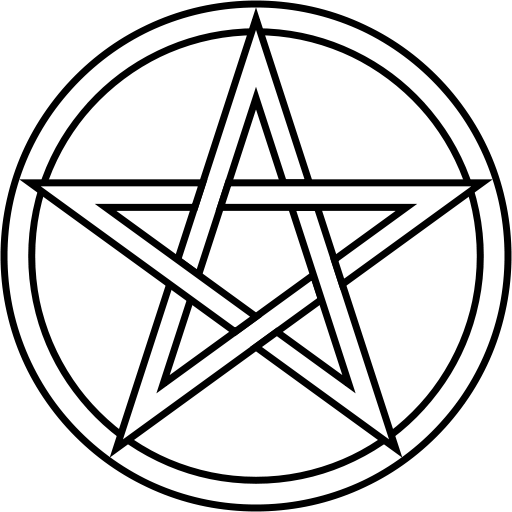 pentagram beyond the circle witchilicious terminology and #35539