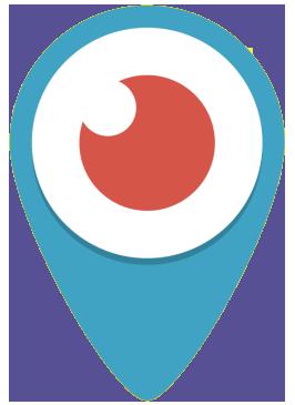 periscope logo emblem png #1955