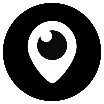 periscope logo social media icon black png #1966