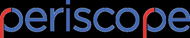 periscope logo text transparent #1957