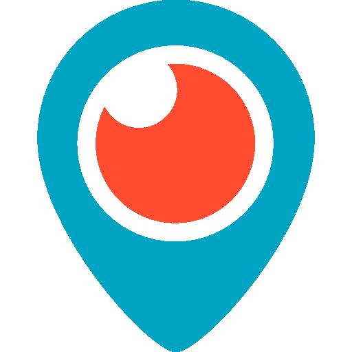 periscope social media logo png #1963