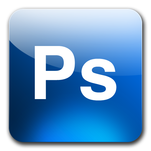 photoshop and cloud computing png logo #3093