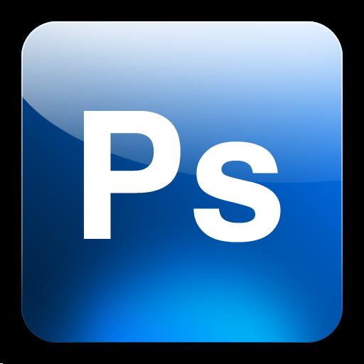 photoshop and cloud computing png logo #3093