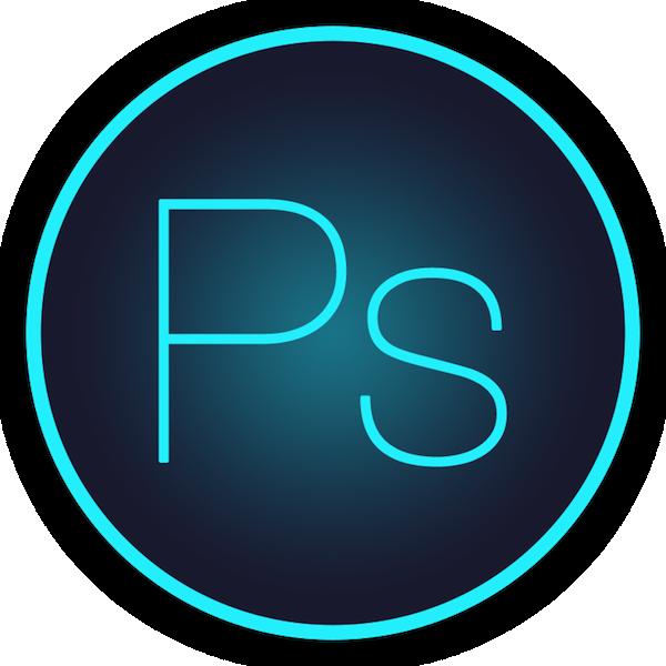 photoshop cc round png logos