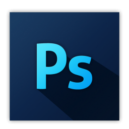 photoshop logo, photoshop icon myiconfinder #22543