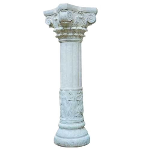 white pillar png #37378
