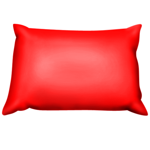 red pillow icons icons pillow icon #24819
