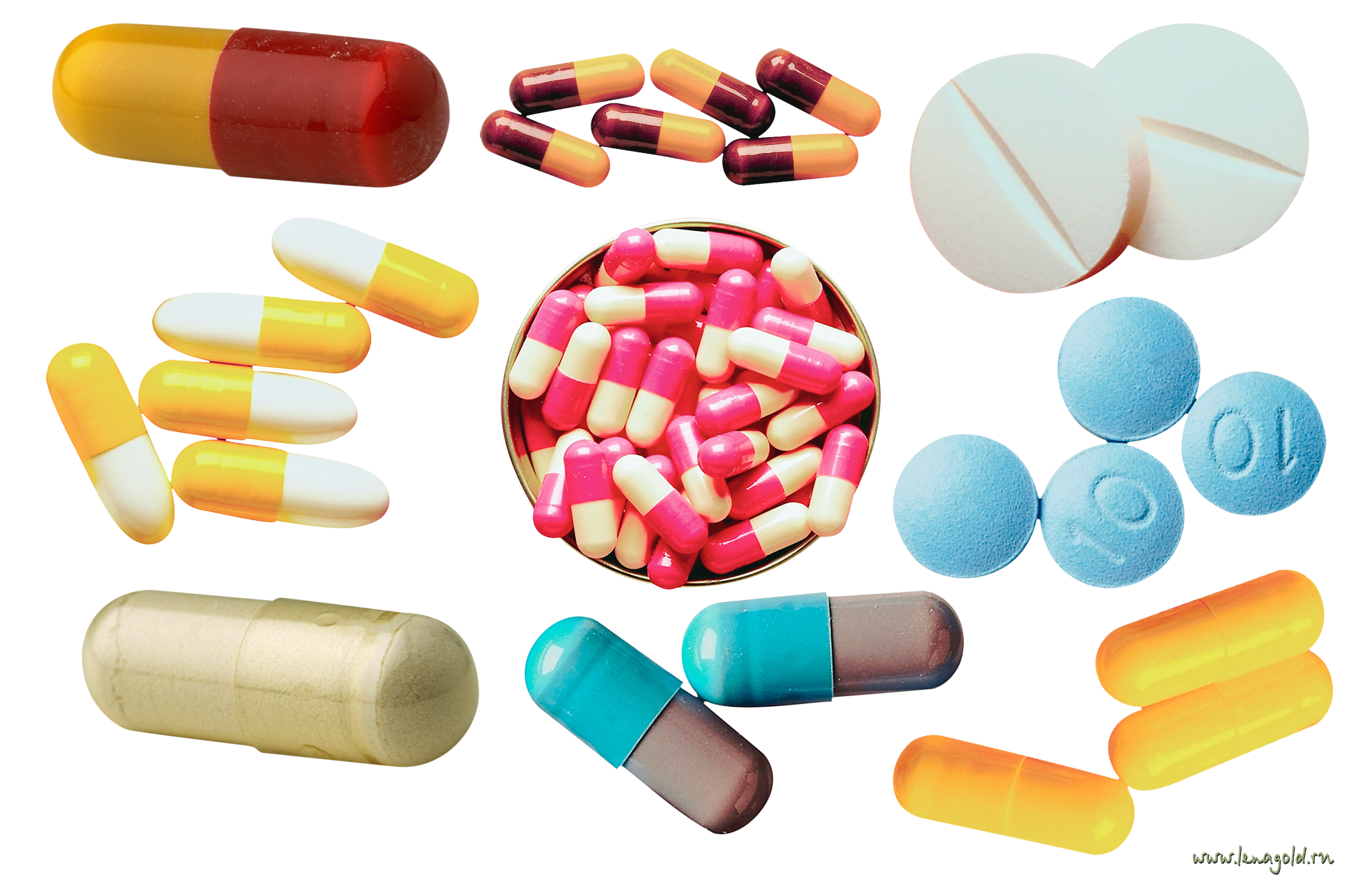 pills for download with png image collection #26490