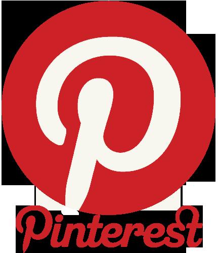 pinterest emblem with text logo png #2000