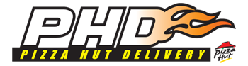 pizza hut delivery phd png logo