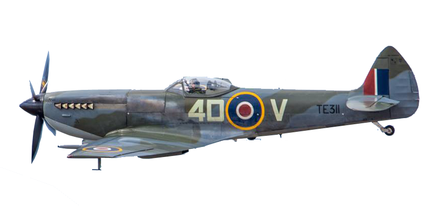 spitfire fighter plane png image 9971