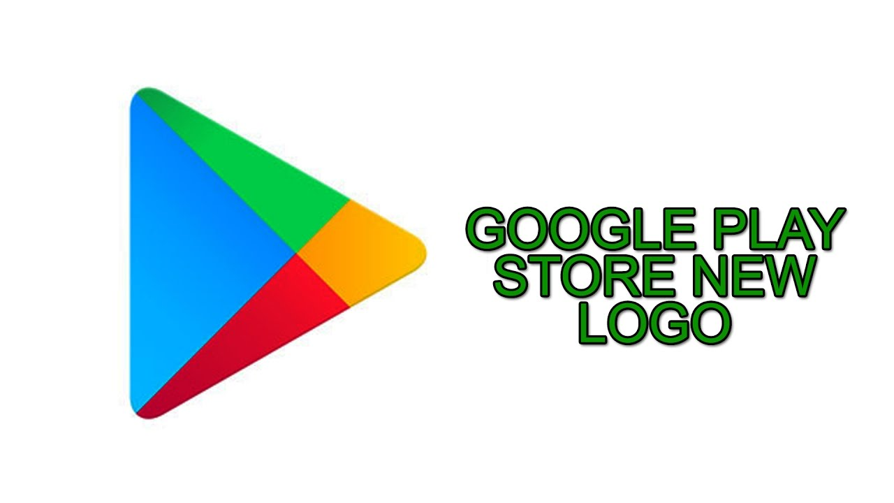 google play store new logo and new look youtube #33891