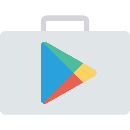 play store playstore logo icons #33876