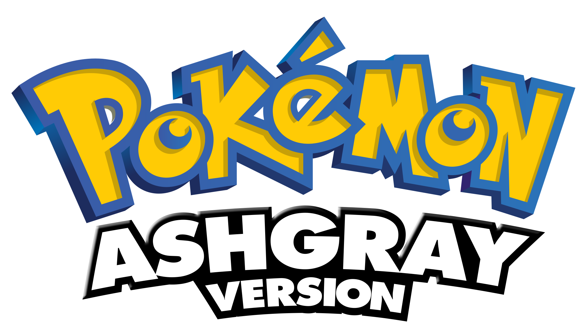 pokemon ashgray fan logo #1442