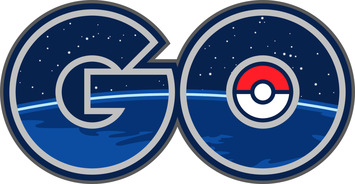 pokemon go large sized png logo #3160
