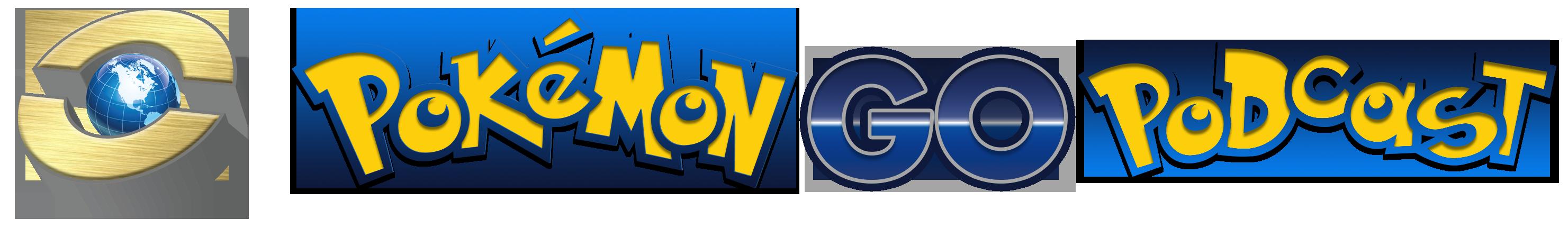 pokemon go podcast png logo #3163