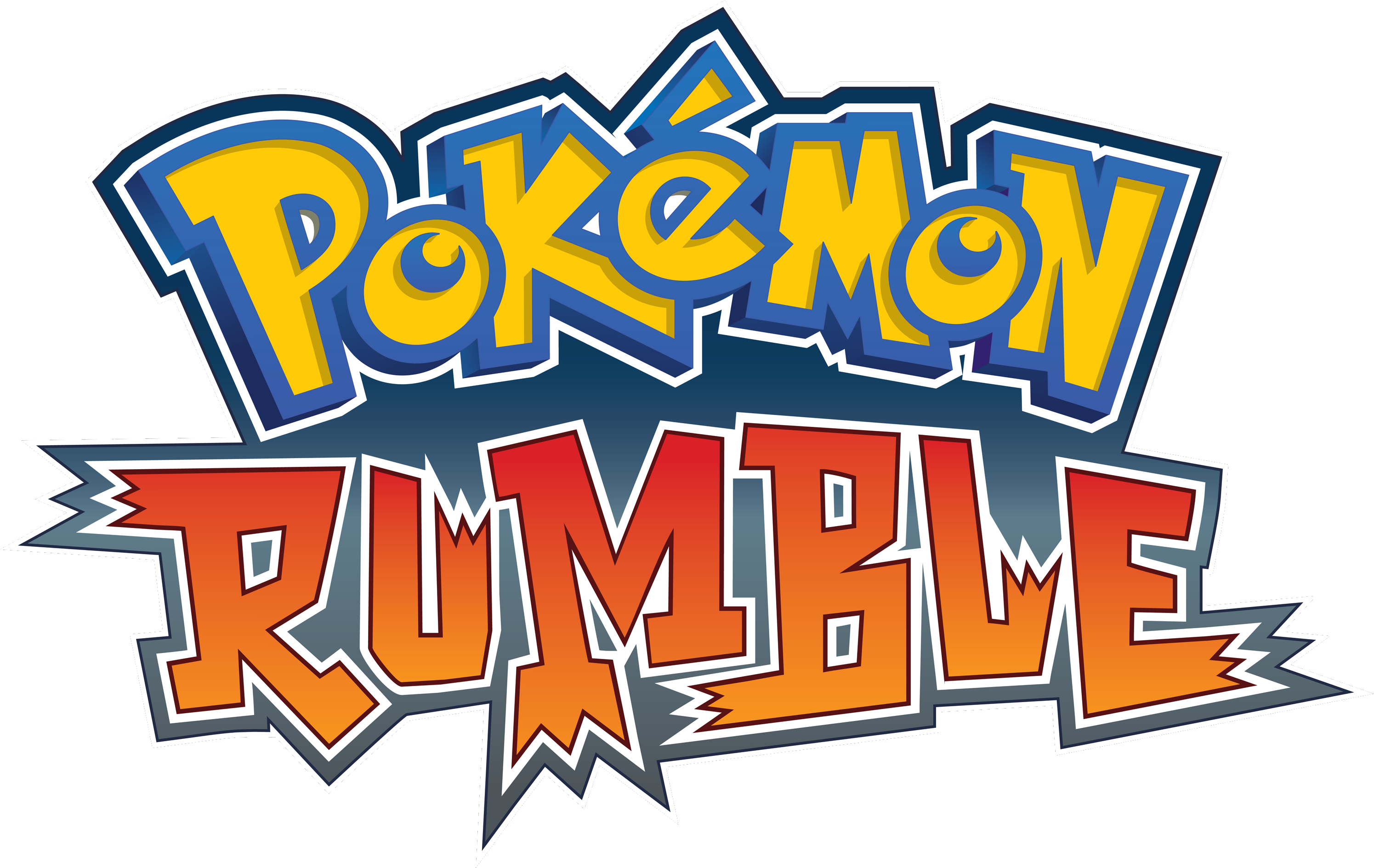 Pokemon Logo Rumble Png #1429