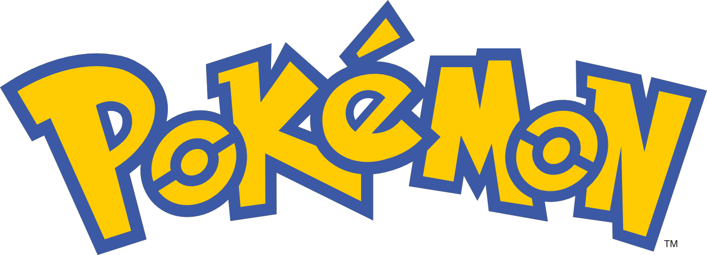 Pokemon Logo Text Png 1428