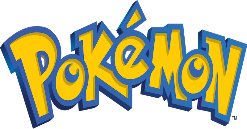 Pokemon Logo Transparent png #1423