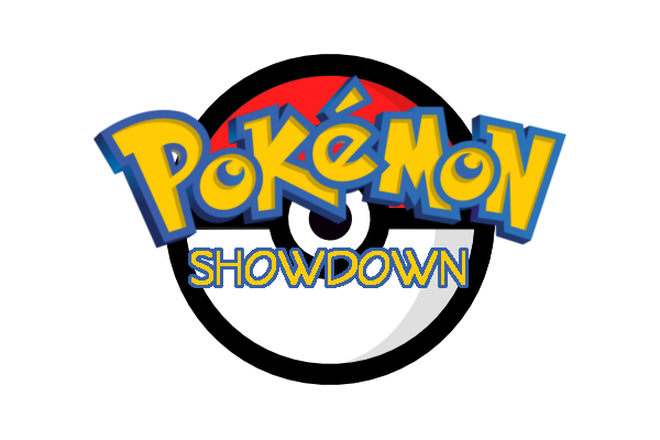 pokemon showdown new logo png #1441