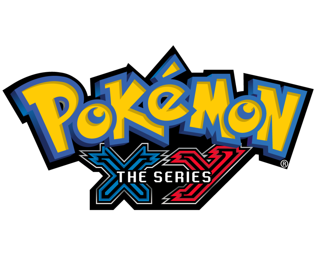 pokemon xy the series logo png #1430