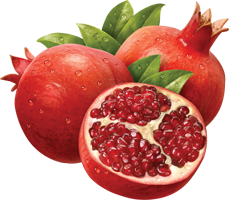 pomegranate, perfectgems home #24475