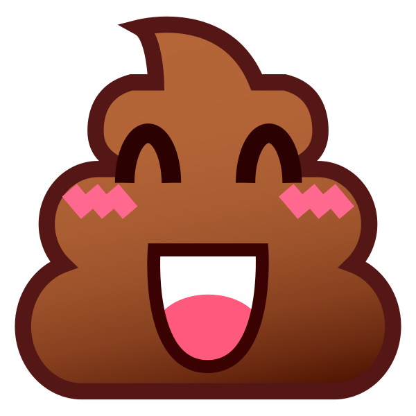 poop emoji transparent png pictures icons and png #20238