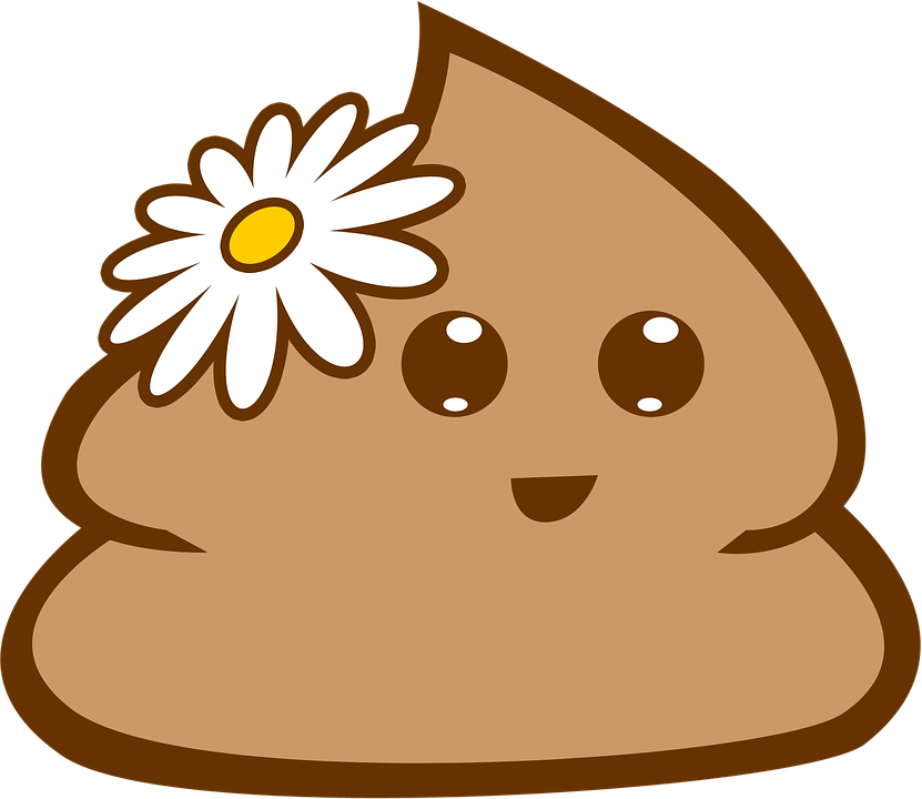 poop, emotions shit image pixabay #20237