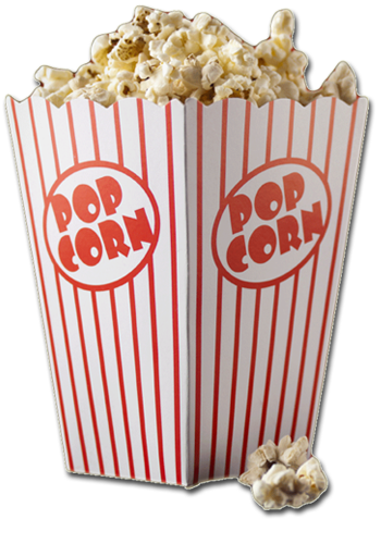 popcorn, contact one louder productions #16666