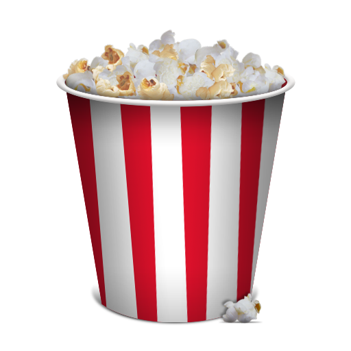 popcorn icon download png and ico icon easy #16687